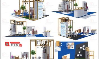 Booth THTI : Expo Thailand Industry 2018