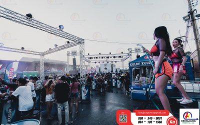 Samranbar Songkarn Festifel 2019