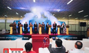 Grand Opening Ceremony Week Tymico Thailand
